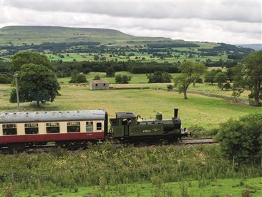 Dales, Rails & Trails of Yorkshire