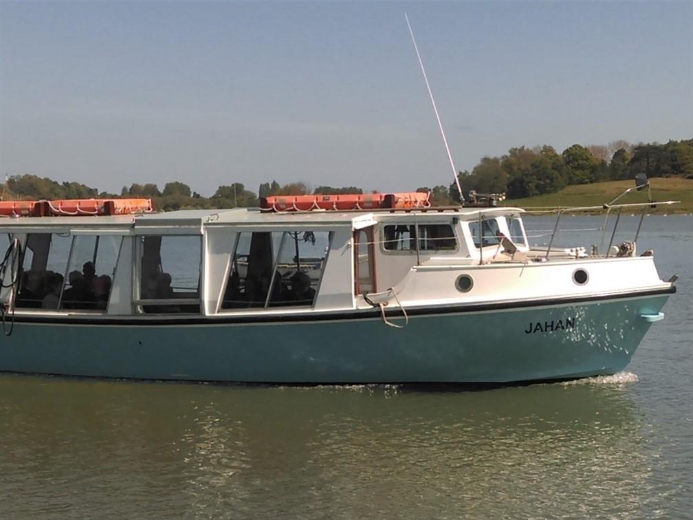 Deben - Jahan Boat