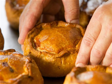 Feast Your Pork Pies on Melton Mowbray!