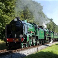 Watercress Line with lunch