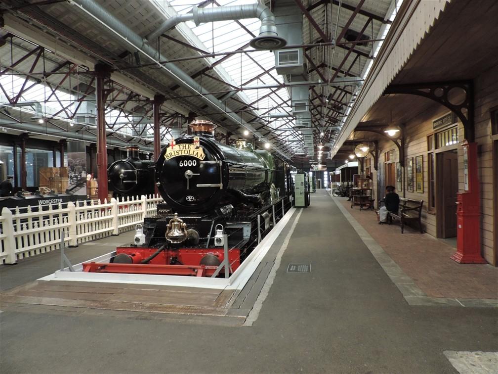 STEAM - Museum of Great Western Railway