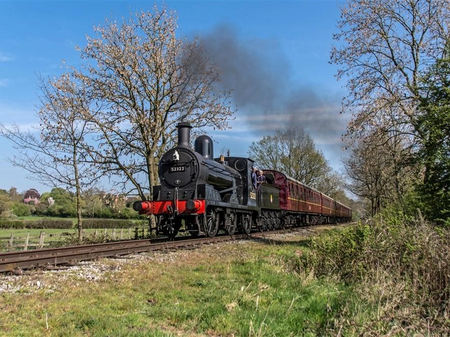 Ecclesbourne Valley Railway © Frank Richards
