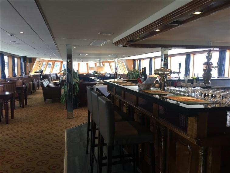 MV Esmeralda Lounge