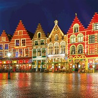 Flemish Chocolate Cheers & Bruges Christmas Market