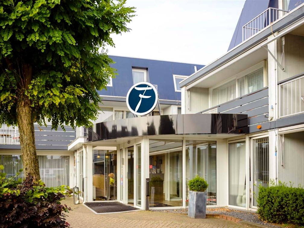 Fletcher Hotel Entrance