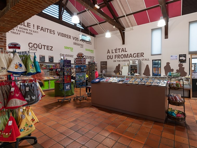 Fromagerie Graindorge Shop