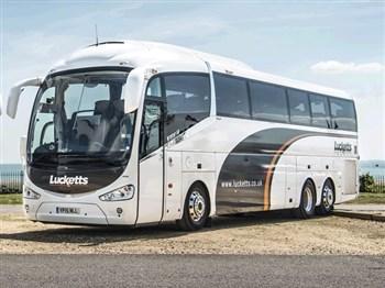 53 seat Coach