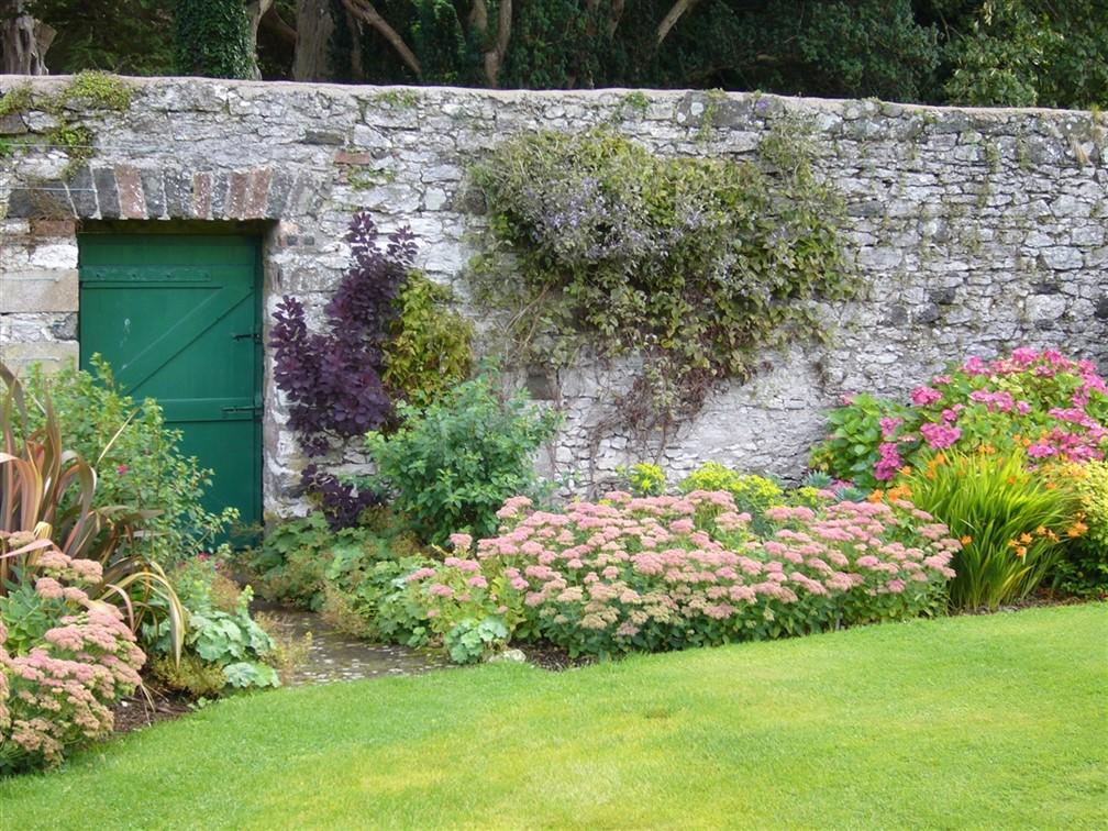Glenarm Walled Garden