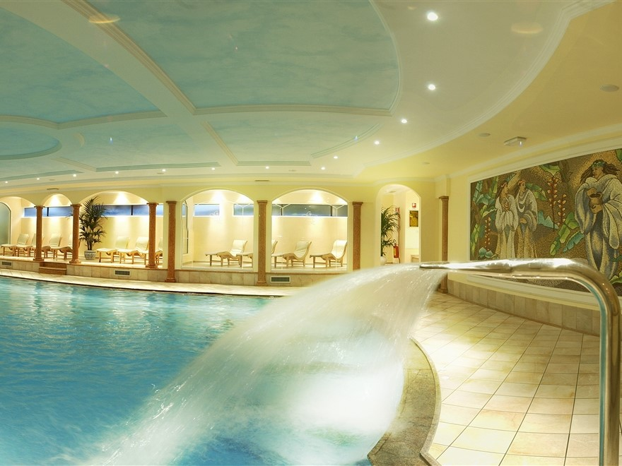 Grand Hotel Liberty - Swimming Pool