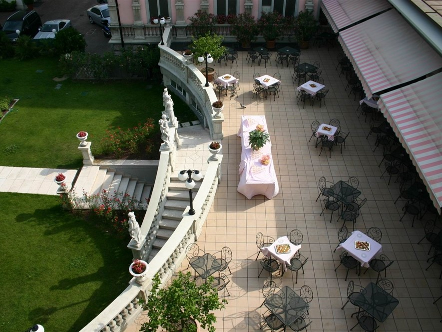 Grand Hotel Liberty - Terrace View