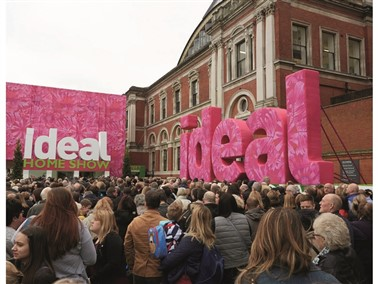 Ideal Home Show, Olympia