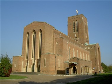 Guildford Cathedral Christmas Fair