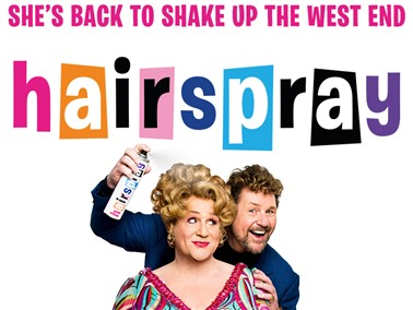 Hairspray at The Coliseum