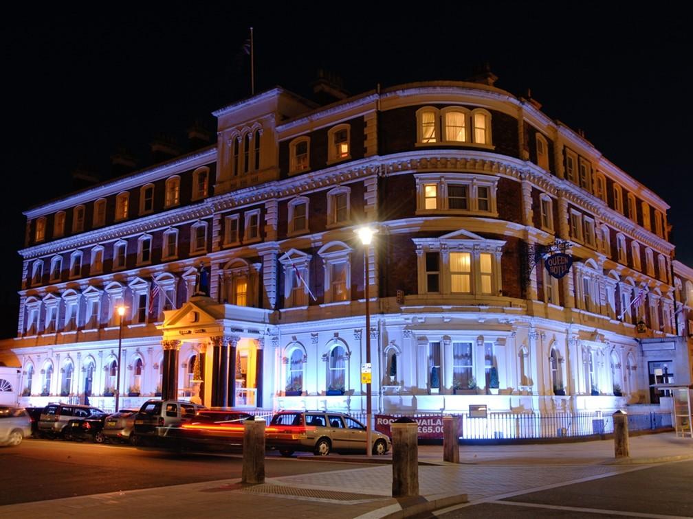 Hallmark Hotel Chester The Queen