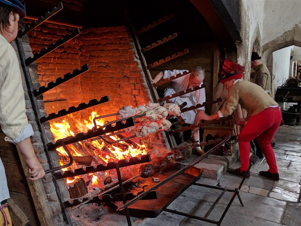 Historic Cookery