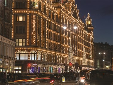 Harrods & Knightsbridge