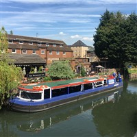 Hertford Canal Cruise & Lunch