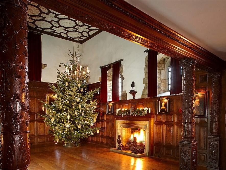 Hever Castle The Inner Hall