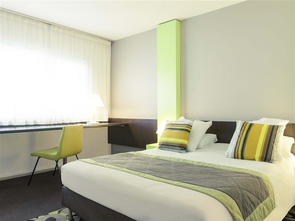 Overnight Hotel Mercure Reims Parc Des Expositions