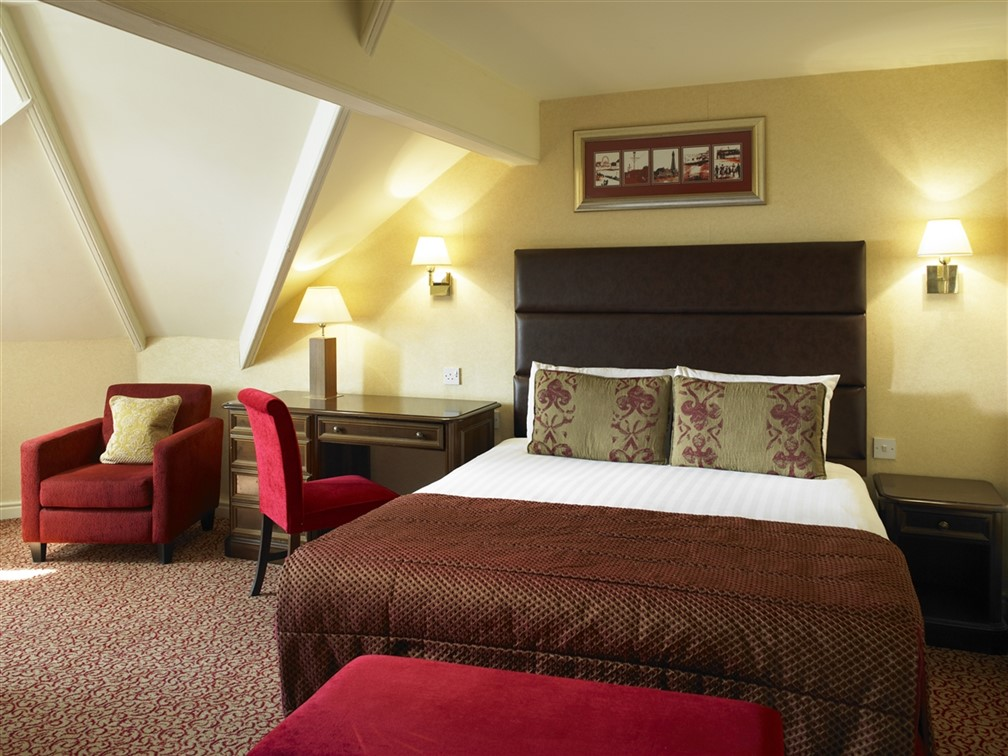 Imperial Hotel - Double Room