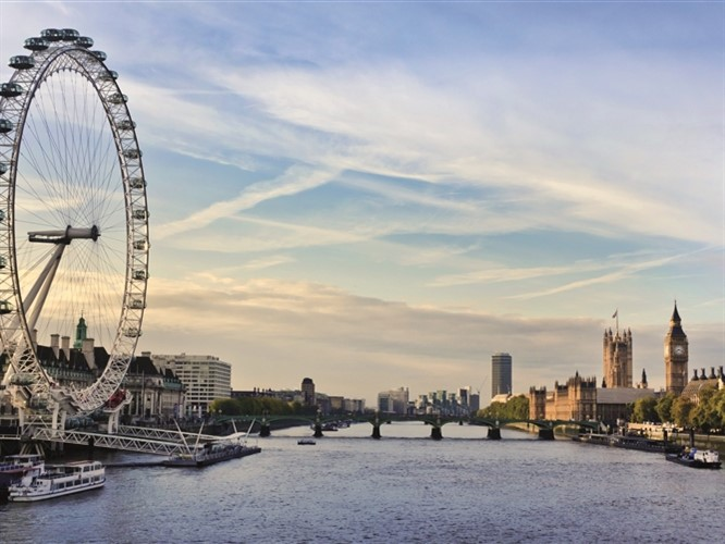 High Society London Eye