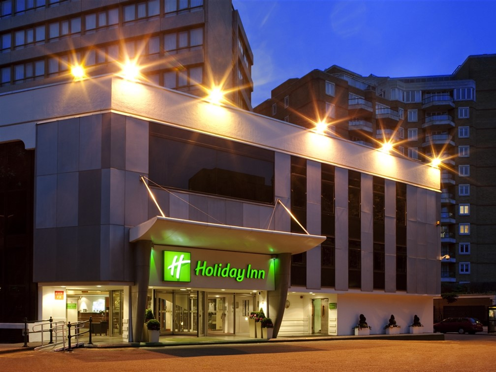 Holiday Inn Kensington Forum Exterior