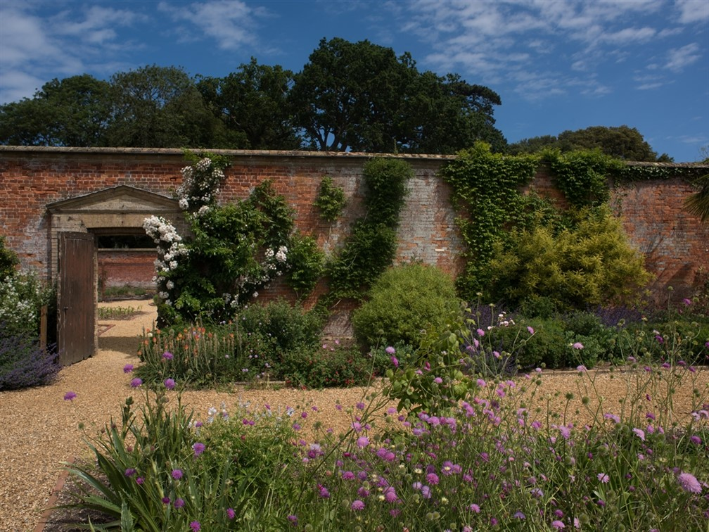 Holkham Hall Walled Garden