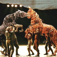 War Horse at the Brighton Centre