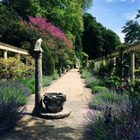 Peto Gardens at Iford Manor