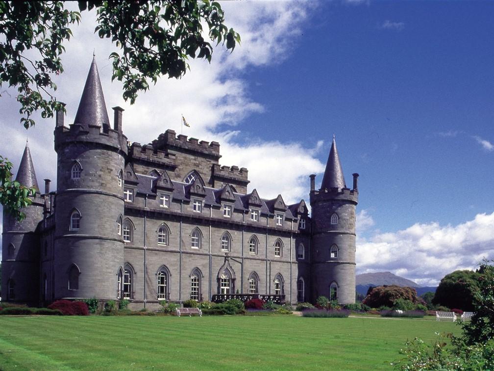 Inveraray Castle - Courtesy of Inveraray Castle