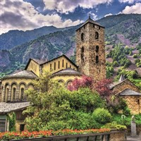 Andorra - Three Countries Tour