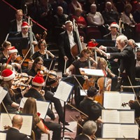 John Rutter's Christmas Celebration at the RAH