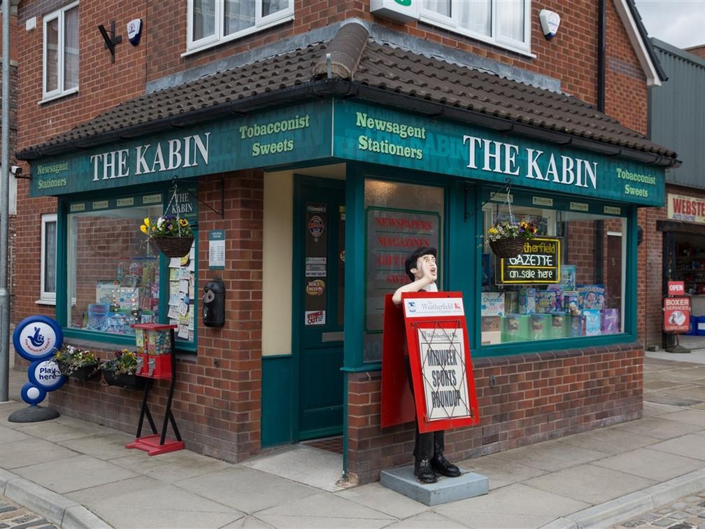 Coronation Street Kabin