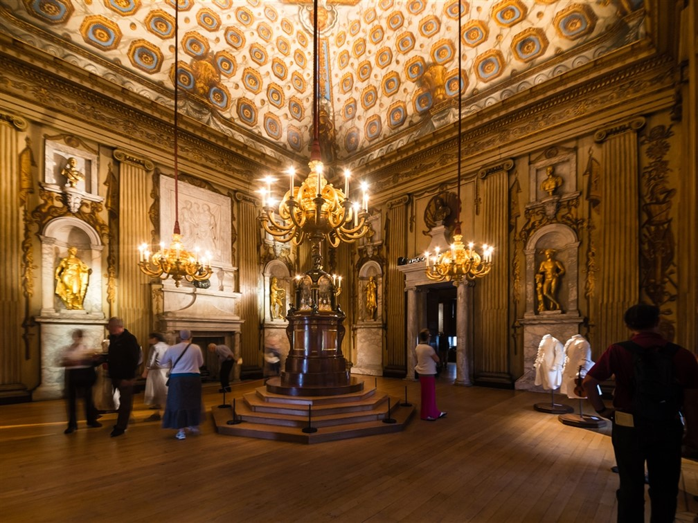 © Historic Royal Palaces - The Cupola Room