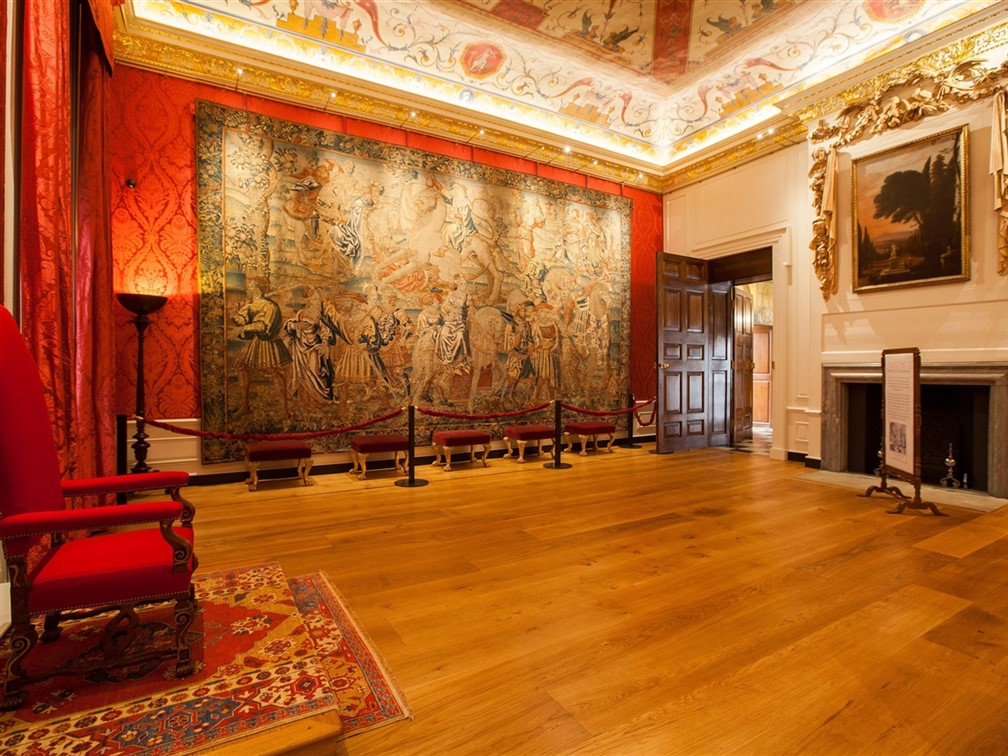 © Historic Royal Palaces - The Presence Chamber