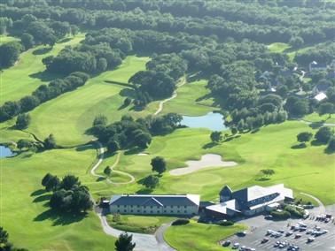 Lanhydrock Hotel & Golf Club Aerial