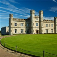 Leeds Castle - A Carnival of History
