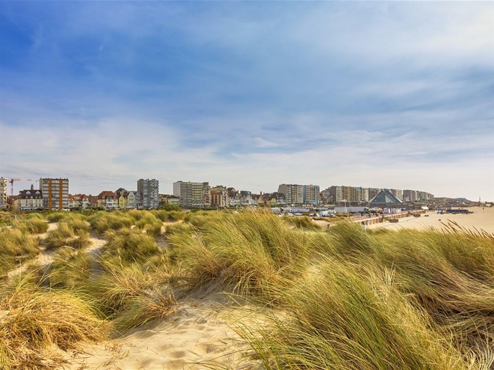 Le Touquet dunes beach