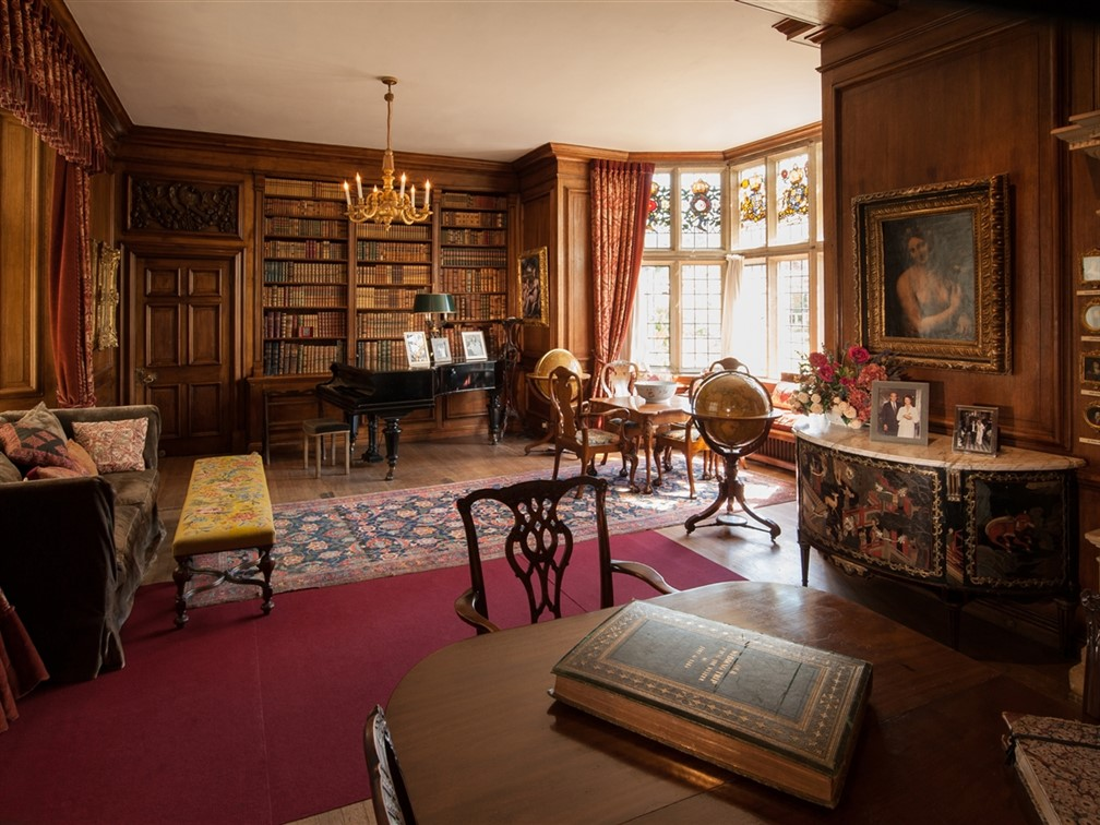 Sudeley Castle Library