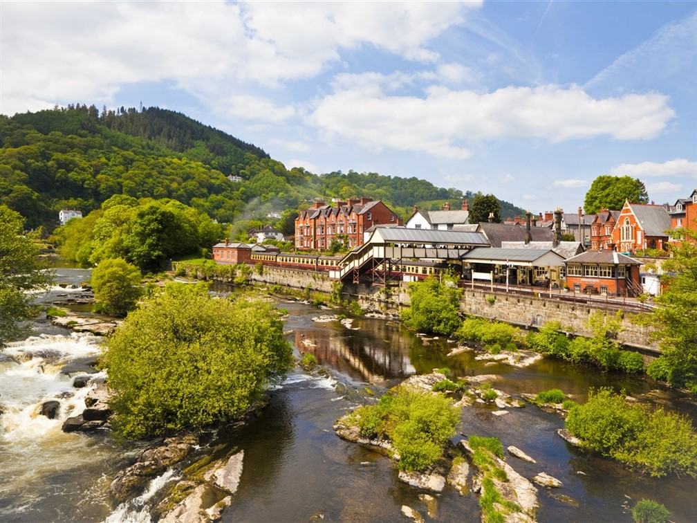 Llangollen Rail and Sails