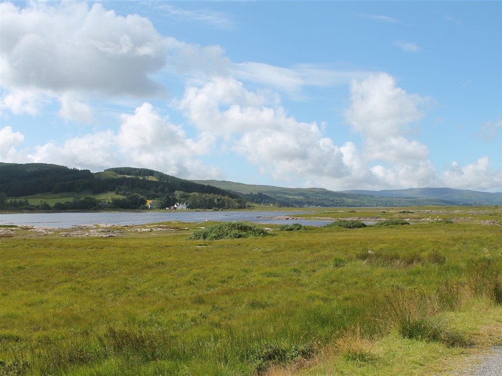 Loch Scridain, Isle of Mull © Laura Harrison