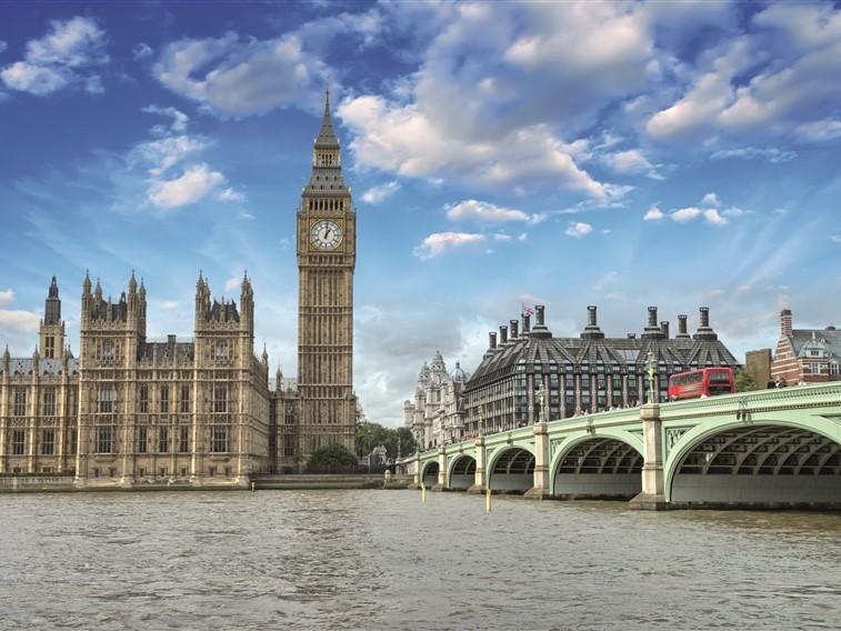 Big Ben, River Thames