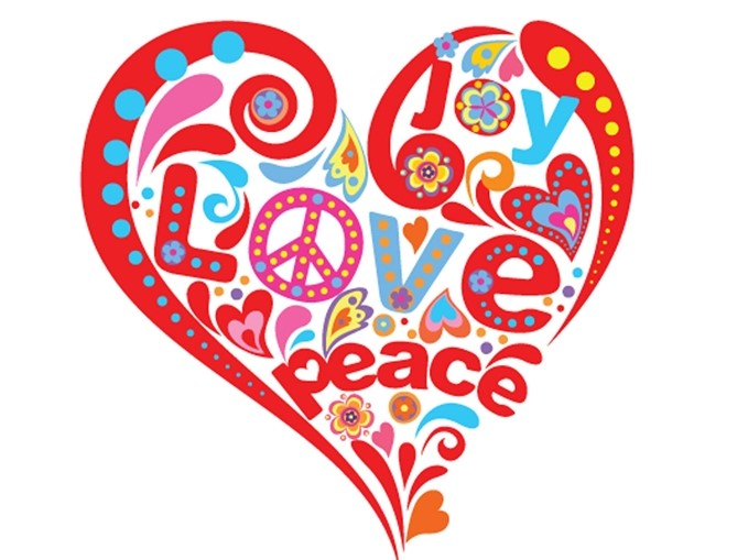 Love & Peace Symbol