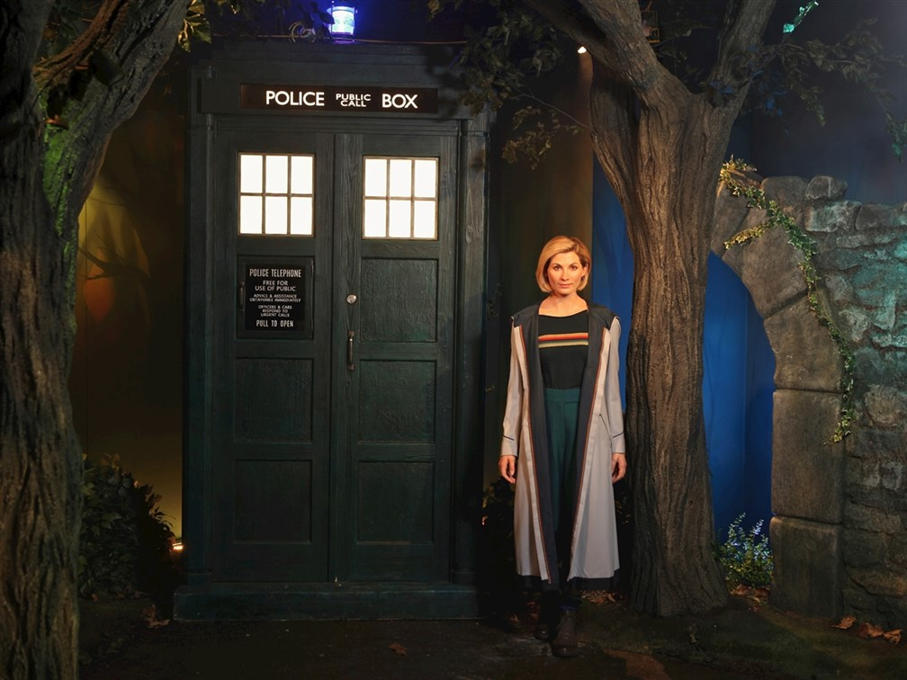 Madame Tussauds - Dr Who