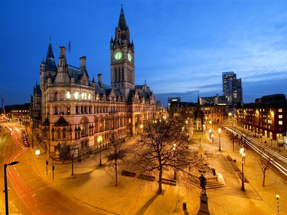 Manchester & Liverpool Markets