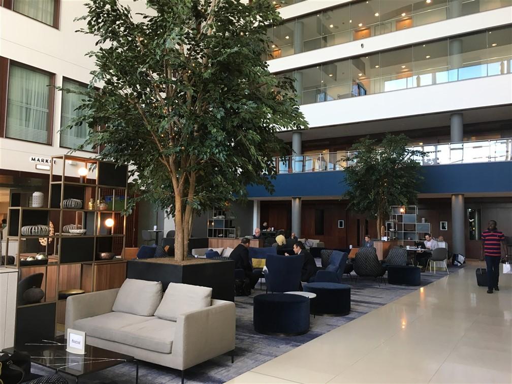 Marriott Leicester-Atrium