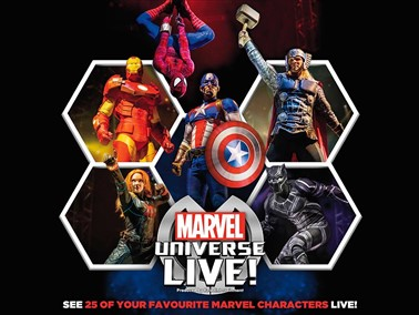 Marvel Universe Live! Arena Birmingham