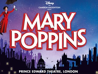 Mary Poppins in the West End