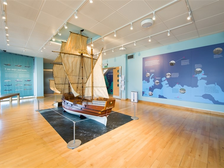 Mayflower Museum 1 - Dom Moore
