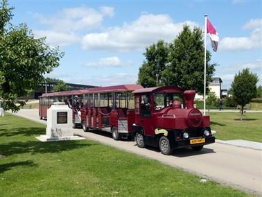 National Memorial Arboretum with Land Train